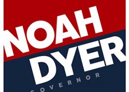 Noah Dyer Governor Logo